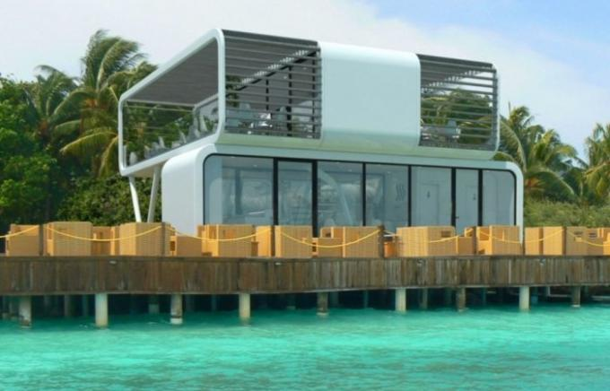 Ready modular home that is suitable for any climate