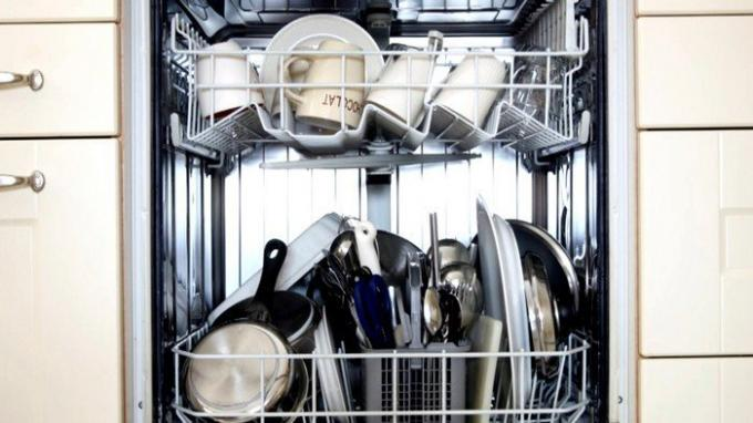 "How to make a ""pill"" for the dishwasher, and without unnecessary costs"