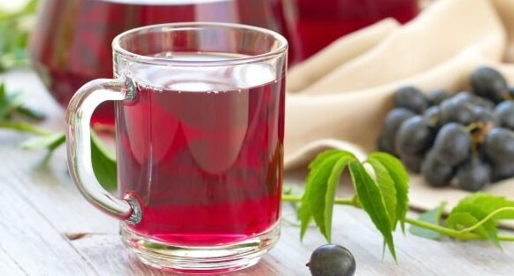 "Tasty and healthy drink, which strengthens blood vessels and ""thins"" the blood"