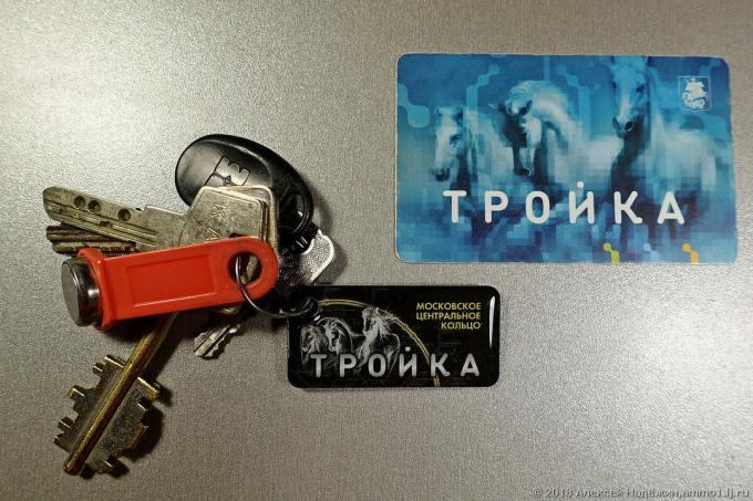 Why Keychain Troika three times better cards