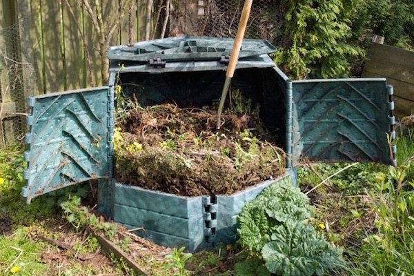 What better way to do compost