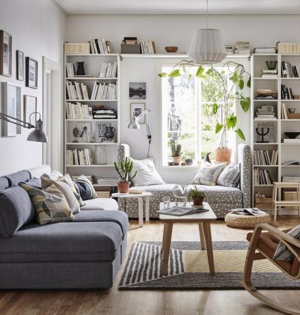 How to arrange the furniture in the living room: 5 tips