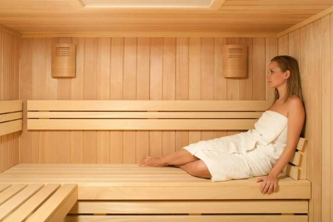 Sauna and Russian bath: similarities and differences