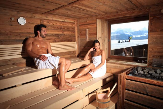 10 of the rules of the Finnish sauna for beginners
