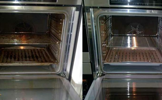 Folk remedy: How to simply and effectively clean the oven from grease and soot